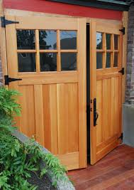 wood carriage garage doors. Swing-out Doors FromReal Carriage Offer True Divided Lights And Functional Hardware. Wood Garage