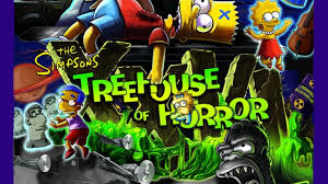 Treehouse Of Horror Reviewed  27 Halloween Episodes Reviewed In Bart Treehouse Of Horror