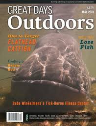 Choctawhatchee Bay Tide Chart Great Days Outdoors May 2018 By Trendsouth Media Issuu