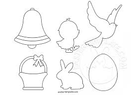 Easter Templates Easter Templates To Print Easter Template
