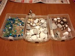 Seashell Craft Idea- Frame Craft
