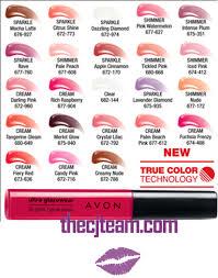 Ultra Glazewear Lip Gloss Chart X More Than Makeup Online