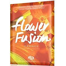 Origins Flower Fusion Orange Radiance-Boosting ... - Amazon.com