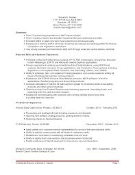 loan servicing resume 2016 1 brenda k hapner 7711 n 51st ave apt 2065 glendale az loan servicer resume