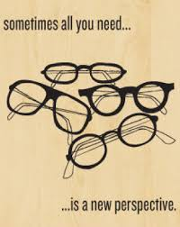 Glasses Quotes Magnificent Sometimes All You Need Is A New Perspective Or A New Job In Eye