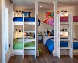 Top 21 Lovely Beach Style Kids Bedroom Design Bunk Bed Bedrooms And