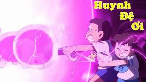 Huynh Đệ Ơi 2 Chế Đoạn Nobita Cứu Doremon Cảm Động Nhất Phim - Hoàng Hồng  Quân - [Doremon Hát Chế]