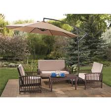 castlecreek 10 cantilever patio umbrella