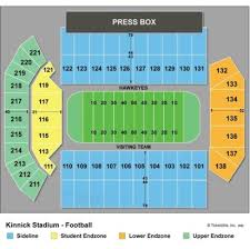 Kinnick Stadium Seating Chart Rows 2019