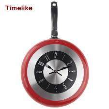 Kitchen Wall Clocks Modern Online Get Cheap Big Kitchen Clocks Aliexpresscom Alibaba Group
