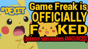 Pokemon Sword & Shield is OFFICIALLY OVER! (Sales numbers RELEASED) #Dexit  - YouTube