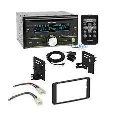 toyota sequoia stereo parts accessories pioneer radio stereo dash kit wire harness for 2003 2007 toyota tundra sequoia fits