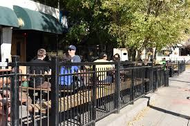 restaurant patio fence. Exellent Restaurant Intended Restaurant Patio Fence