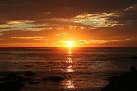 beautiful ocean sunrise photography