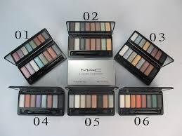 pro usa mac eyeshadow 8 colors