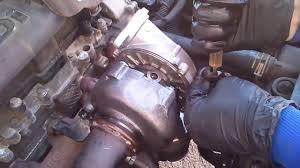 tutorial 2 parte, quitar malla tornillo turbo c4 / how to replace ...