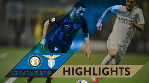 INTER 0-1 LAZIO | HIGHLIGHTS | Matchday 29 Serie A TIM 2018/19 - YouTube