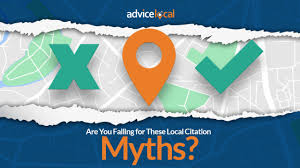 Are You Falling For These Local Citation Myths Infographic