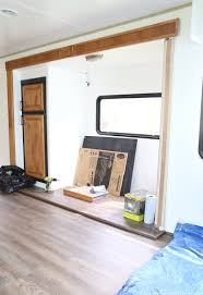 looking for ways to add rustic character to your motorhome why not update the rv