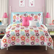 cute my little pony bedroom set within vcny liana 9 piece bed in a bag with sheet set blue green