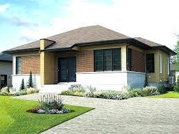 concrete home plans modern half wood house design plan photo cement contemporary floor