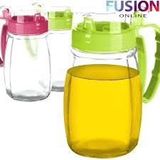 olive oil dispenser top oil vinegar dispenser glass bottle olive oil plastic top home kitchen