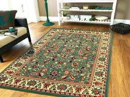 kitchen pottery barn henley rug cranberry