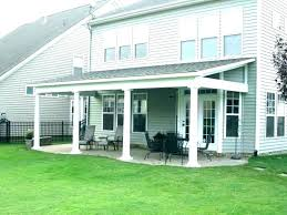 simple covered patio ideas. Simple Porch Designs Covered Screened In Patio  Ideas And