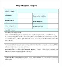 Business Bid Proposal Template Contractor Bid Proposal Forms ...