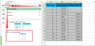 How To Calculate Moving Rolling Average In Excel