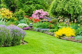 Jardin Fleuri Toute Lannee Jardin Fleuri