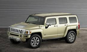 Hummer H3 Reviews, Specs & Prices - Top Speed
