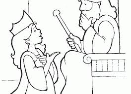 Small Picture Queen esther coloring page wwwbloomscentercom