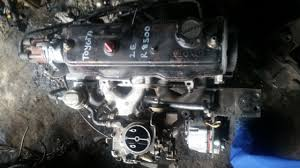 Toyota 1.3 2E engine for sale   Junk Mail