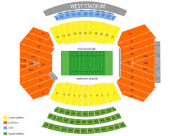 Nebraska Cornhuskers Stadium Seating Chart Nebraska Memorial Stadium Seating Chart And Tickets