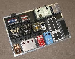 Designing A Pedal Board La Sound Design Custom Pedal Board Boutique Pro Build Klon Vemuram Strymon Kr Musical Etc