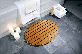 white bathroom rugs bamboo oval bath rug with dark gray ceramic floor for ideas black sets mat runner target