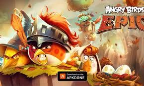 Angry Birds Epic RPG MOD APK + file di dati OBB v3.0.27463.4821 ...