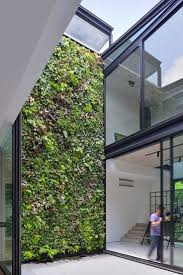 Greenery wall - I really like this concept, but I don't really know