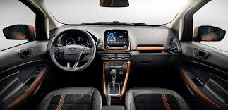 2018 ford ecosport. delighful ford 2018 ford ecosport interior photo inside ford ecosport
