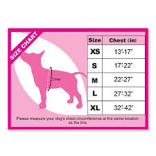 Voyager Harness Size Chart Pets Dog Harness Pet Supplies Pets Front Range