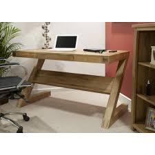 oak office table. Delighful Office Opus Modern Oak Z Style Office Desk  To Table
