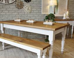 Image Of Corner Table Bench Set Rustic Dining Breakfast With Kitchen