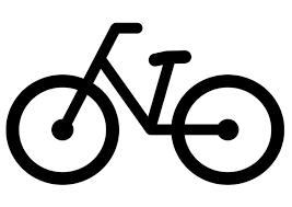 Kleurplaat Fiets J Und B Piktogramm Fahrrad Und Fahrrad Clipart