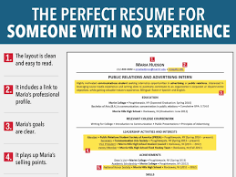Resumes For Jobs With No Experience Resume Examples For Jobs With Little Experience Best Of Resume For 13