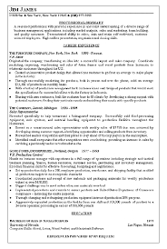 Gallery Of Sales Resume Examples Resume Format Download Pdf Sales