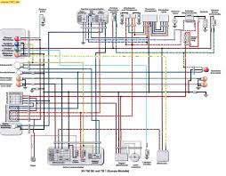tr1 xv1000 xv920 wiring diagrams manfred's tr1 page all about 1981 yamaha virago 750 wiring diagram at 750 Yamaha Virago Wiring Diagram