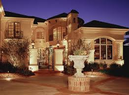 diy residential outdoor lighting pic photo exterior landscape