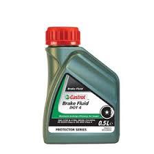 <b>Тормозная жидкость Castrol Brake</b> Fluid DOT 4, 500 мл (1412296 ...
