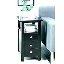 very narrow bedside table thin side table small bedside table narrow bedside tables with drawers very